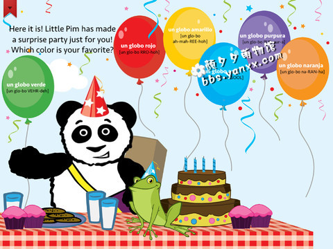 Little Pim:English for Little Kids 婴幼儿英语动画片下载