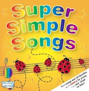 Super Simple Songs 幼儿英文歌谣CD和教学视频百度盘下载